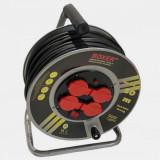 Rola Curent Electric 50m Cablu3x2.5mm CADRU FULL