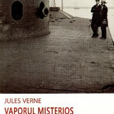 Vaporul misterios - Jules Verne