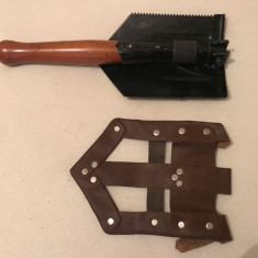 Lopata / lopatica militara rabatabila / pliabila RSR