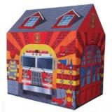 Cumpara ieftin Cort statie de pompieri pentru copii 3+ ani