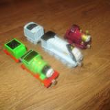 Locomotive cu magnet Henry, Spencer si Lady