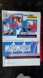 MATEMATICA ALGEBRA GEOMETRIE CLASA A VII A NEGRILA