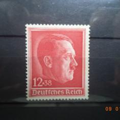 1938  Germania ( Reich ) Mi - 664  Serie completa**, Nestampilat