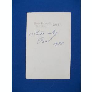 FOTOGRAFIE GRUP MILITARI , INTRE COLEGI , THOMA-BUCURESTI , 1938