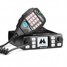 Aproape nou: Statie radio VHF/UHF mobila Midland CT3000 dual band 136-174Mhz - 400-