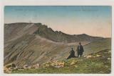 Busteni - Salutari din Busteni  , Fundul Vaii Morarului,color, Circulata, Printata, Prahova