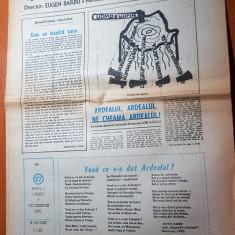 ziarul romania mare 7 decembrie 1990-50 de ani de la moartea lui nicolae iorga
