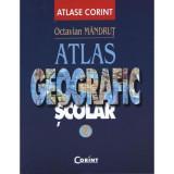 Atlas geografic general - Octavian Mandrut