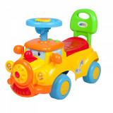 Masinuta tip locomotiva pentru copii Carero Dream Car 031360, Multicolor