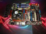 Kit Asus P5Q-Deluxe LGA 775 CPU E8400 3Ghz 4GB DDR2 1066