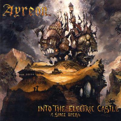 Ayreon Into The Electric Castle 180g LP (2vinyl) foto