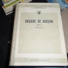 Organe de masini, Vol II , Editia a II-a