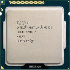 Procesor Intel Pentium Dual Core G2020 2.90GHz, 3MB Cache, Socket LGA1155