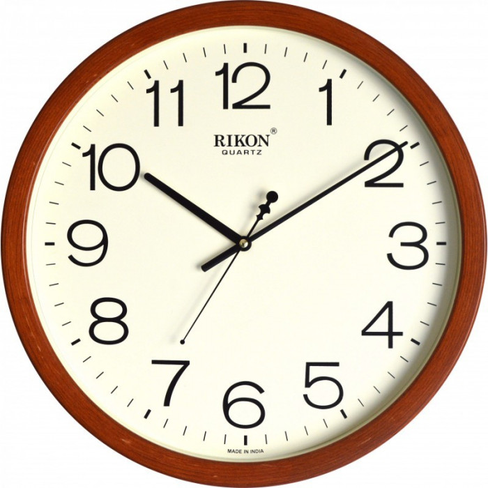 Ceas de perete RIKON - RK-22 Wood