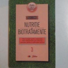 NUTRITIE SI BIOTRATAMENTE , VOL III de PHYLLIS A. BALCH , 2009