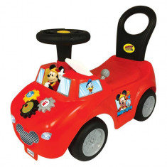 Masinuta Kiddieland - Mickey Ride On cu Activitati