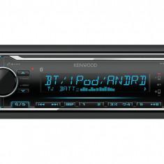 Player Auto Kenwood KMM-BT303 4x50W Bluetooth USB Aux-In