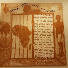 [Vinyl] V.A. - Africa Iron Gate Showcase - disc original, VINIL