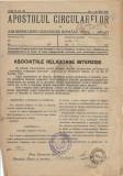 Apostolul circularelor nr 20, 1937 Arhiepiscopia Ortodoxa Romana