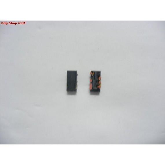 Conector hands-free nokia x6 original swap