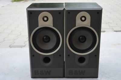 Boxe B&W DM 560 foto