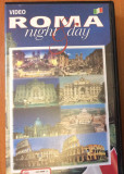 ROMA ; Night And Day - Documentar  Film Caseta Video VHS  Originala
