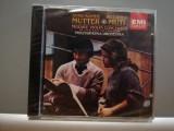 Mozart - Violin Concertos 2 & 4 (1991/EMI/GERMANY) - CD ORIGINAL/Nou-Sigilat, emi records
