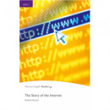 Level 5: The Story of the Internet Book and MP3 Pack - Stephen Bryant