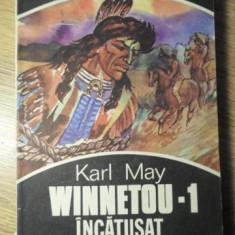 WINNETOU VOL.1 INCATUSATUL - KARL MAY