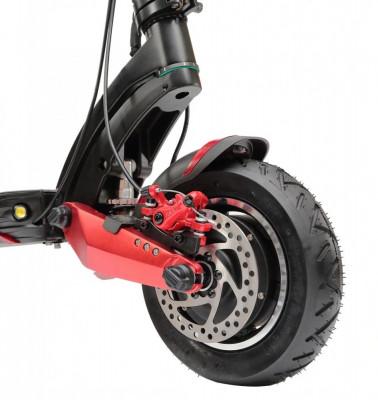 Cauciuc 10 inch pentru scooter / trotineta electrica Zero 10X / QuickVolt 10X foto