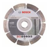 Disc diamantat Bosch, 150 x 22.23 x 2 x 10 mm
