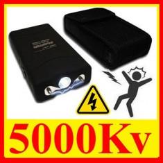 Electrosoc Pentru Autoaparare Foarte  Puterenic Lanterna, Cu lanterna