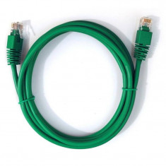 Patchcord Gembird cat.5e UTP 0.25m Green