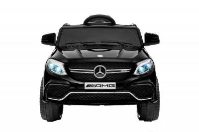 Masinuta electrica pentru copii Mercedes GLE63S 2x22W 12V #Negru foto