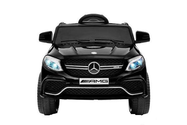 Masinuta electrica pentru copii Mercedes GLE63S 2x22W 12V #Negru