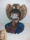 Figurina Maasay - Kenya  17 X 11 cm