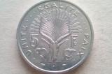 MONEDA 5 FRANCI 1991-DJIBOUTI