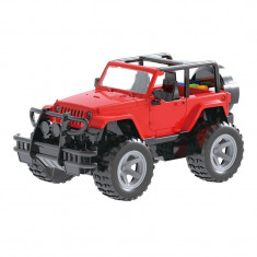 Masina pentru copii Jeep Wrangler, scara 1:16, 22 x 12 x 11 cm