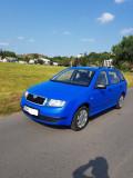 Skoda Fabia Combi 1,2 albastra, Benzina, Break