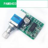 Modul amplificare audio amplificator cu potentiometru pam8403 5v