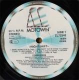 Commodores - Nightshift (1985, Motown) Disc vinil LP original