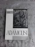 ADAMCLISI DE V. BARBU , 1965