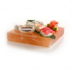Blat pentru gatit din sare de Himalaya, 20x10x2.5 cm, 1.1 kg