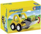 1.2.3 EXCAVATOR, Playmobil