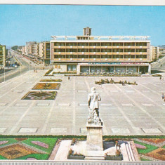 bnk cp Baia Mare - Piata Gheorghe Gheorghiu Dej - necirculata - marca fixa