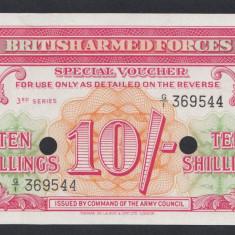 A5175 Anglia UK 10 shillings ND 1956 UNC