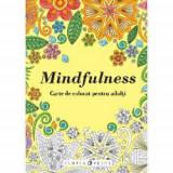 Mindfulness. Carte de colorat pentru adulti, Curtea Veche Publishing