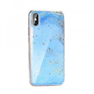 Carcasa Forcell Marble Samsung Galaxy S10 Blue