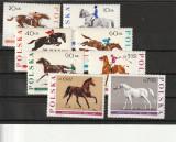 Fauna ,cai,sport echitatie,Polonia .