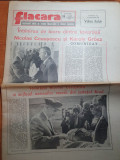 Flacara 2 septembrie 1988-vizita lui ceausescu in arad,com. aninoasa,uricani